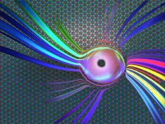 Coppia elettrone-positrone creata dalla luce in laboratorio