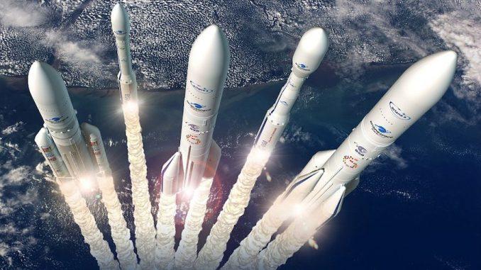 L'Italia con l'Esa lancia in autonomia satelliti nello spazio
