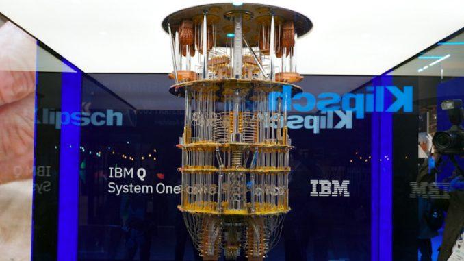 Computer Quantum System One installato in Giappone