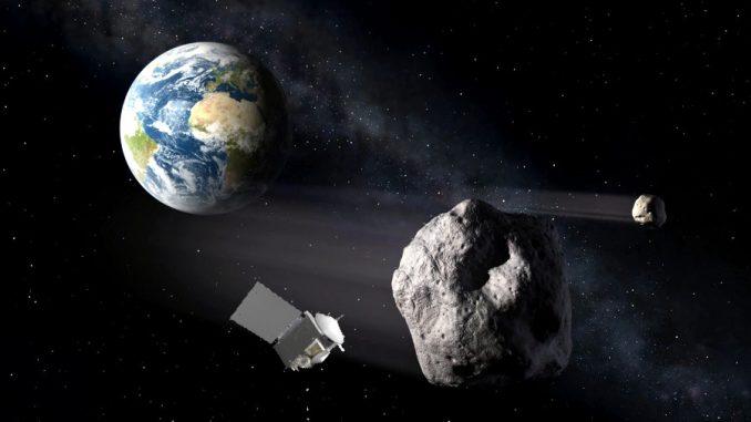 Nuovi dati dalla sonda Osiris-Rex, pericolo asteroide Bennu