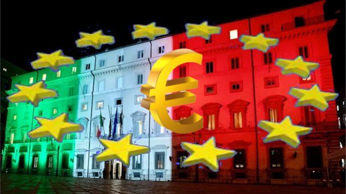 Versati dalla UE 25 miliardi di Euro del Recovery found per il Pnrr