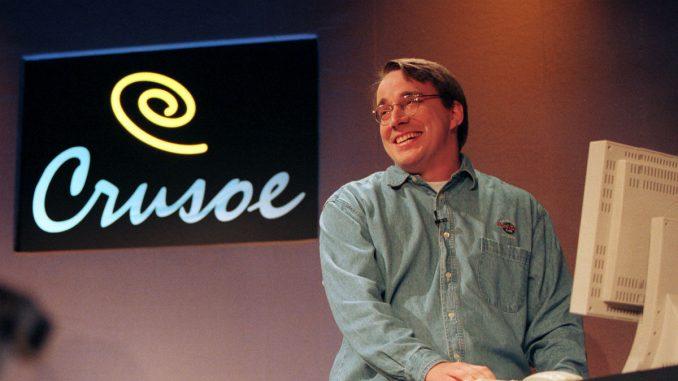 A 21 anni, Torvalds era un vero geek e come tale si è comportato: ha creato il suo sistema operativo, lo ha messo in Rete e ha chiesto ai suoi simili di partecipare al suo sviluppo. Parliamo di Linux, ovviamente (foto: AFP)