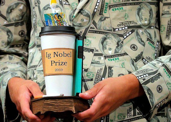 Ig Nobel 2021: quando la scienza è tutta da ridere