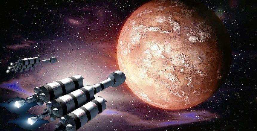 La propulsione nucleare ci porterà veloci nello spazio
