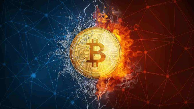 Le due facce del bitcoin: a guadagni stratosferici fanno da contraltare perdite fallimentari (Adobe Stock)