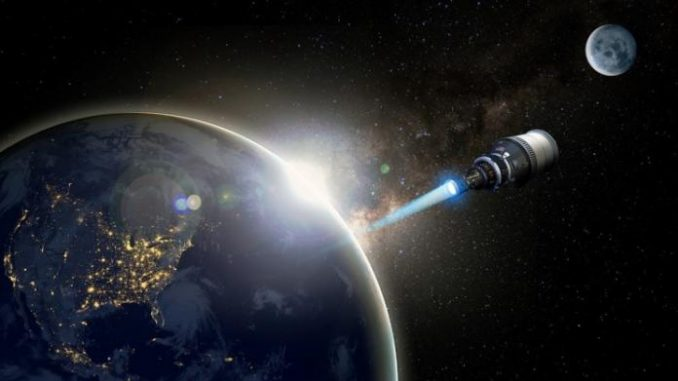 Darpa: a un passo dal volo spaziale termico nucleare