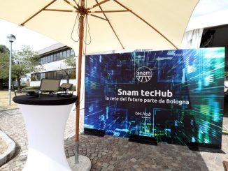 Snam investe 500 milioni per il Tech hub di Bologna