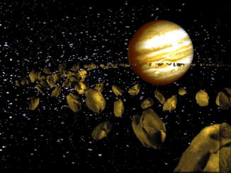Partita la sonda Lucy per lo studio degli asteroidi 'troiani'
