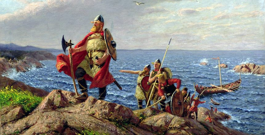 Prove della presenza europea nelle Americhe nel 1021 d.C.