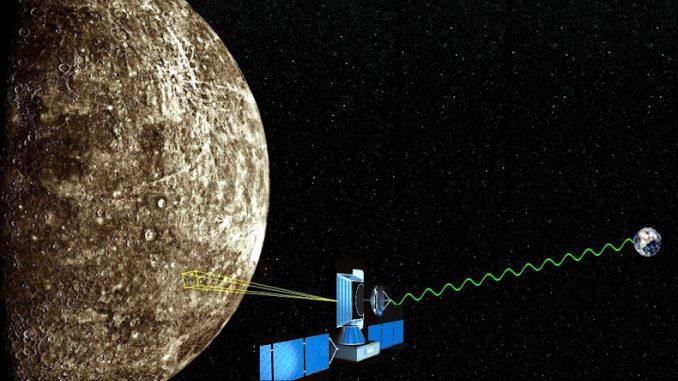 La sonda spaziale BepiColombo raggiunge Mercurio
