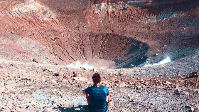Isola di Vulcano eruzione prevista ma non a breve