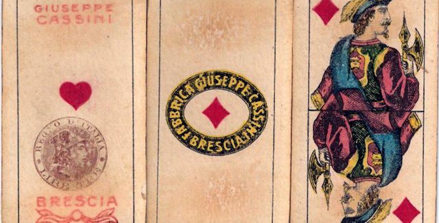 Elementi simbolici nei semi delle carte da gioco